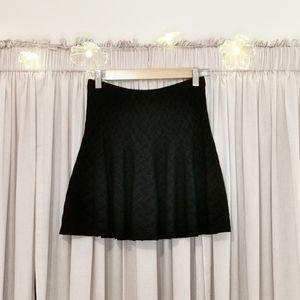 RACHEL by Rachel Roy Dark-Blue/Black Skirt